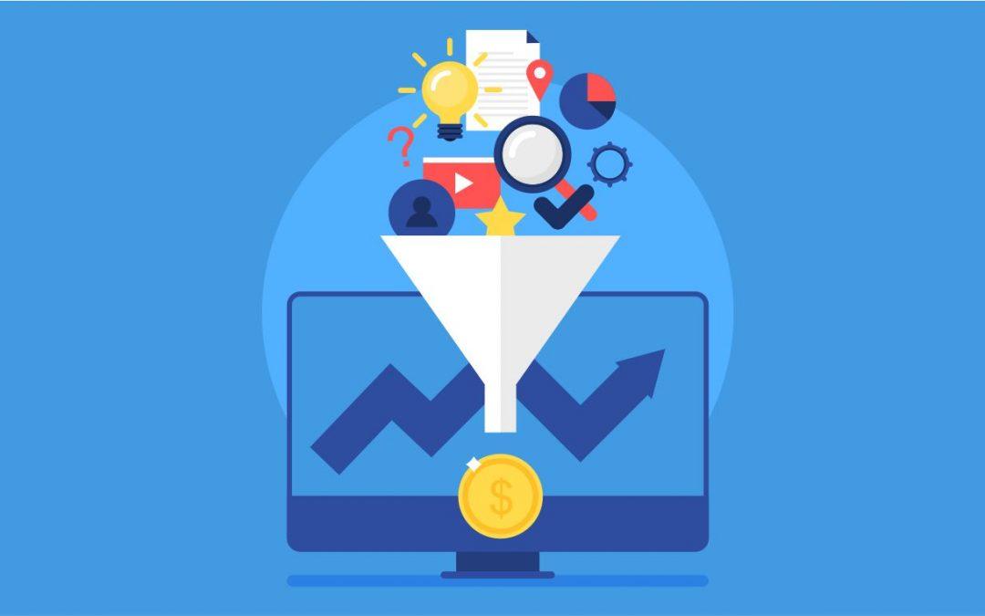Основи на маркетинговата фуния в маркетинга на съдържание