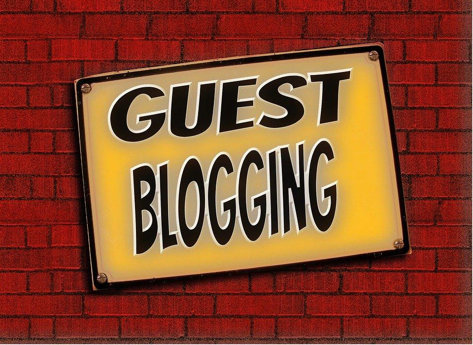 Гост-блогинг като начин за създаване на имейл списък